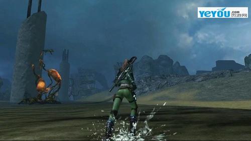 中青宝3d动作网页游戏《全面回忆》视频首曝图片