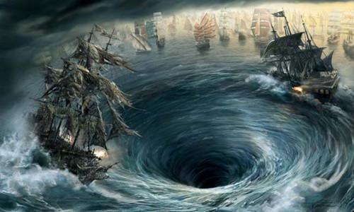 《海神》探险地图预测