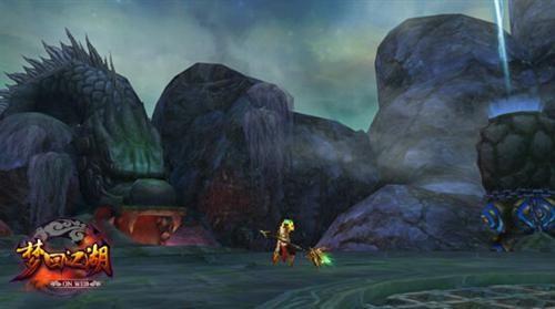梦回江湖,乐趣游戏,3d网页游戏,武侠类网页游戏最新图片