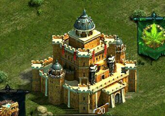 城堡外观图 20-30级城堡外观大放送