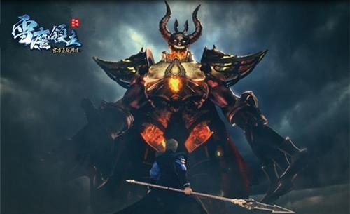 37游戏全新推出的东方玄幻页游《雪鹰领主》自开