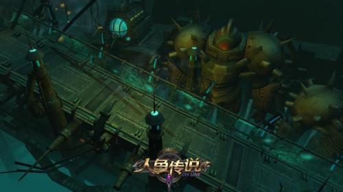 魔幻与朋克合啪《人鱼传说》蒸汽朋克画风详解
