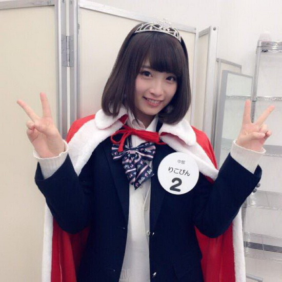 今年的日本最可爱女高中生,还是辣眼睛?