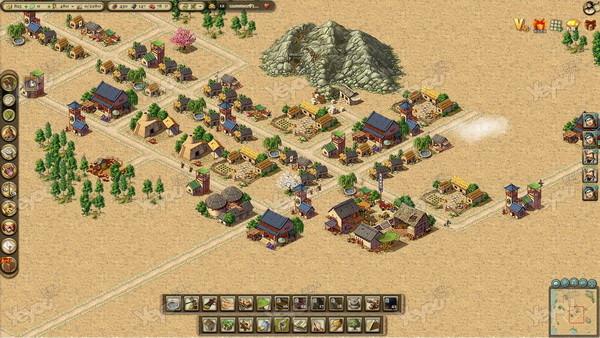 经典策略战棋 帝国与文明 新版本试玩